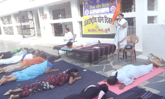 Free Yoga Camp at Durg, Chattis Gargh (4)
